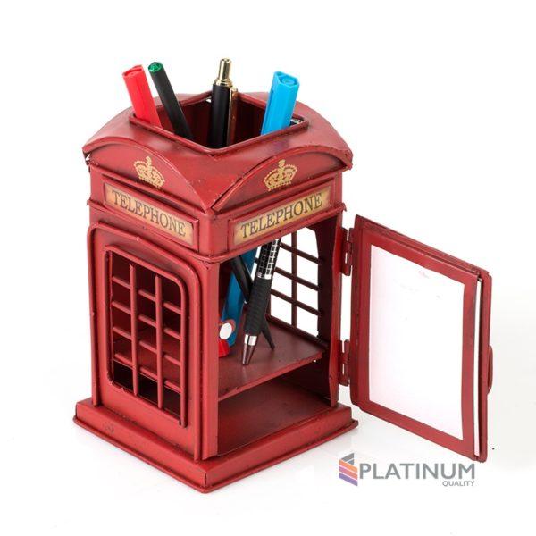 1404B-1262 Фоторамка Телефонная будка